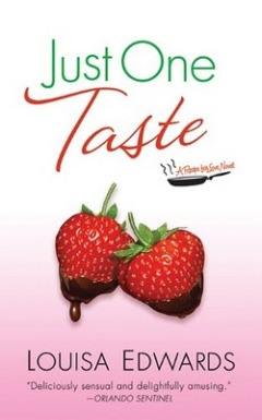 Just One Taste (Recipe for Love) Louisa Edwards